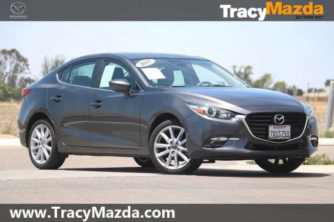 Certified Used Mazda3 Grand Touring