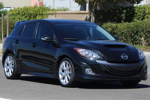 Used Mazda3 MazdaSpeed3 Touring