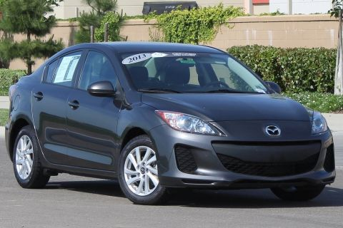 Certified Used Mazda Mazda3 i Touring