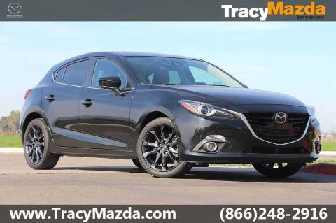Certified Used Mazda3 s Grand Touring