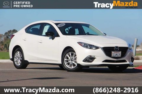 Certified Used Mazda3 i Grand Touring