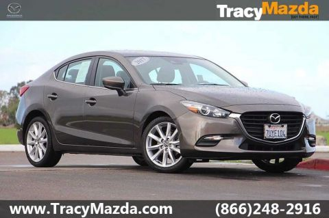 Certified Used Mazda3 Touring Base