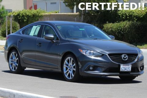 Certified Used Mazda6 i Grand Touring