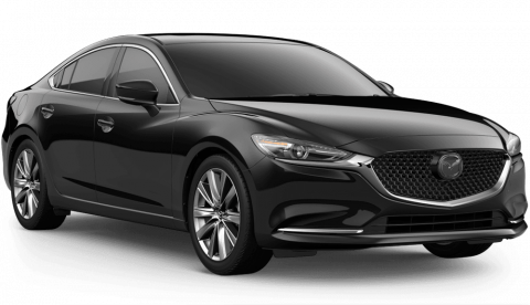 New Mazda6 Grand Touring Reserve