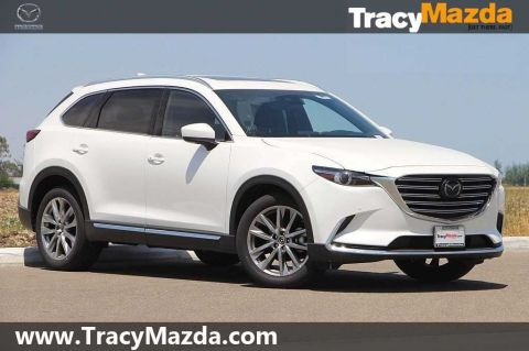 New Mazda CX-9 Signature