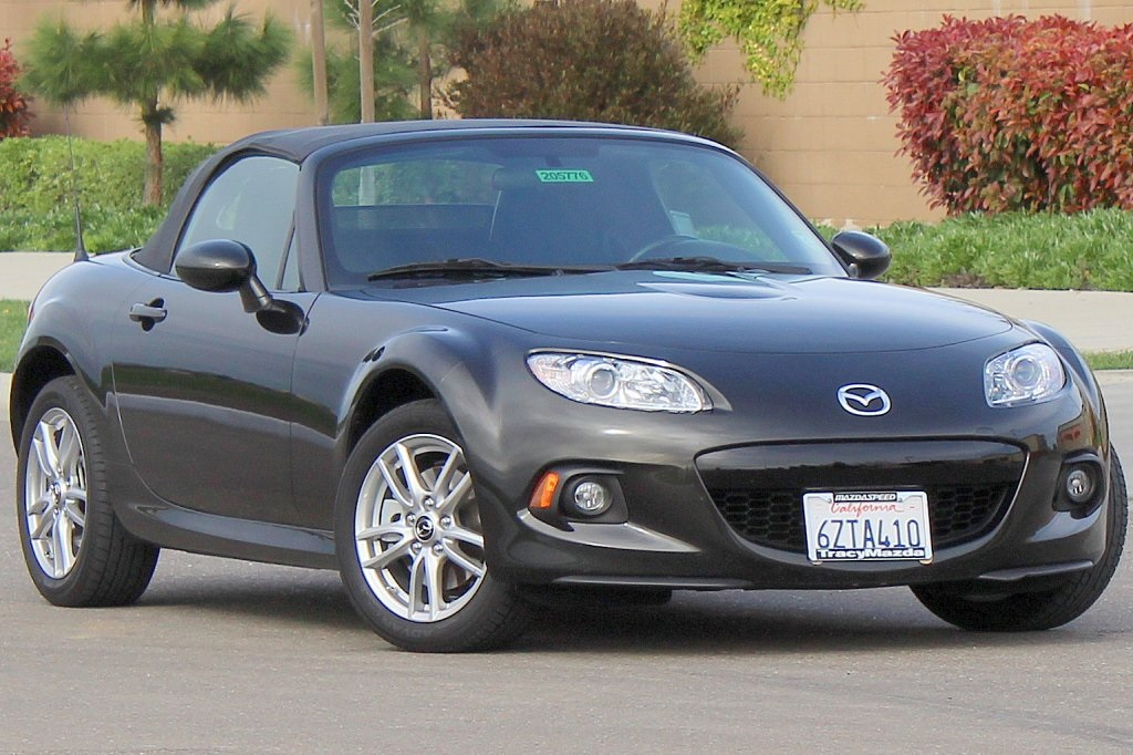 Certified Used Mazda MX-5 Miata Sport