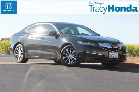 Pre-Owned 2015 Acura TLX 2.4L 8-Speed Dual-Clutch FWD 4D Sedan