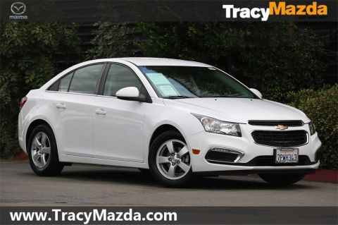 Pre-Owned 2016 Chevrolet Cruze Limited 1LT 6-Speed Automatic Electronic with Overdrive FWD 4D Sedan