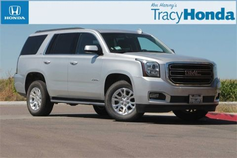 Pre-Owned 2016 GMC Yukon SLT 6-Speed Automatic Electronic with Overdrive with Navigation & 4WD