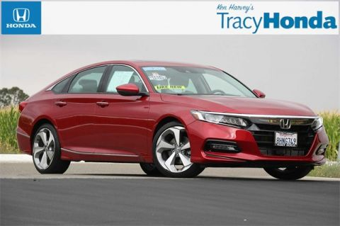 Pre-Owned 2018 Honda Accord Touring CVT with Navigation