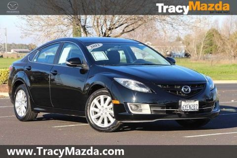 Pre-Owned 2012 Mazda6 i Touring Plus