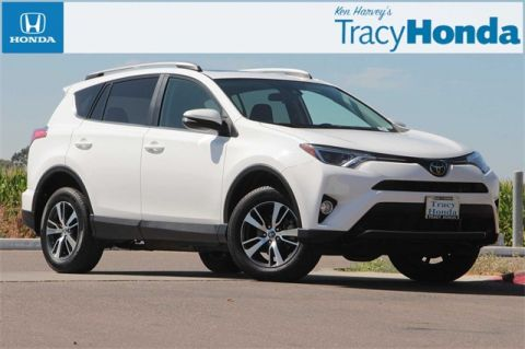 Pre-Owned 2018 Toyota RAV4 XLE 6-Speed Automatic AWD