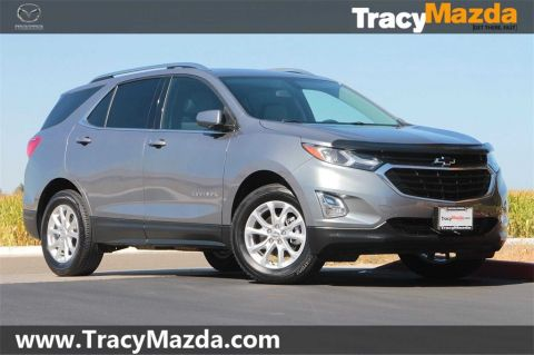 Pre-Owned 2019 Chevrolet Equinox LT 6-Speed Automatic with Navigation & AWD