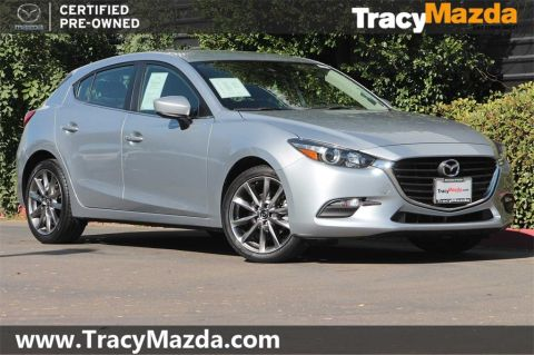 Certified Pre-Owned 2018 Mazda3 Touring 6-Speed Automatic FWD 4D Hatchback