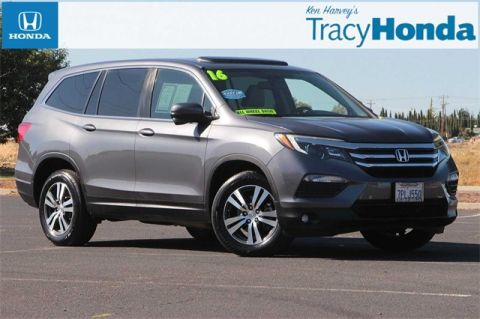 Pre-Owned 2016 Honda Pilot EX-L 6-Speed Automatic AWD
