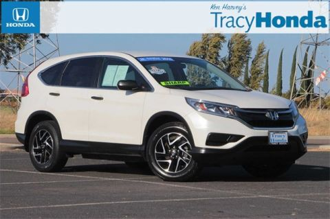 Pre-Owned 2016 Honda CR-V SE CVT AWD