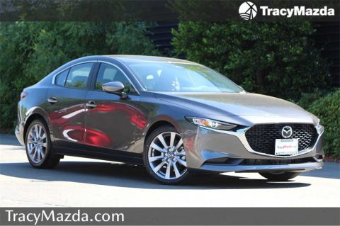 New 2020 Mazda3 Select Base 6-Speed Automatic FWD 4D Sedan