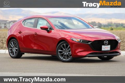New 2019 Mazda3 Base Base Automatic FWD 4D Hatchback