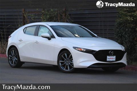 New 2020 Mazda3 Base Base 6-Speed Automatic FWD 4D Hatchback