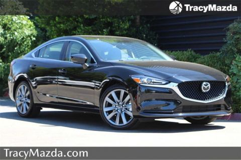 New 2020 Mazda6 Grand Touring 6-Speed Automatic FWD 4D Sedan