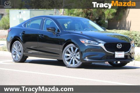 New 2019 Mazda6 Grand Touring Automatic FWD 4D Sedan