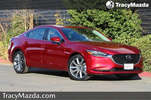 New 2020 Mazda6 Touring 6-Speed Automatic FWD 4D Sedan