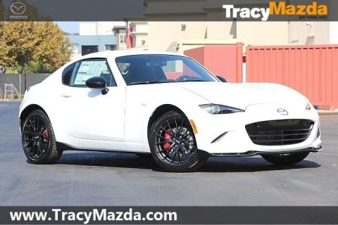 New 2019 Mazda Miata RF Club Manual RWD 2D Coupe