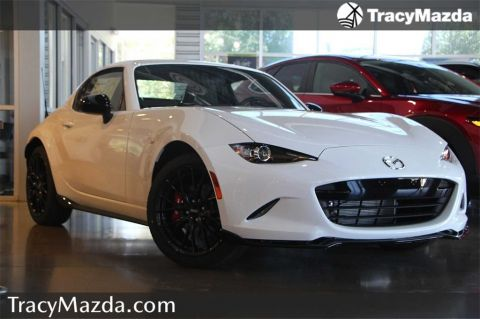 New 2020 Mazda Miata RF Club 6-Speed Manual RWD 2D Convertible