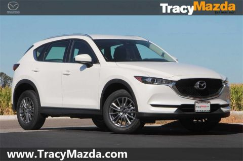 New 2019 Mazda CX-5 Sport 6-Speed Automatic FWD 4D Sport Utility