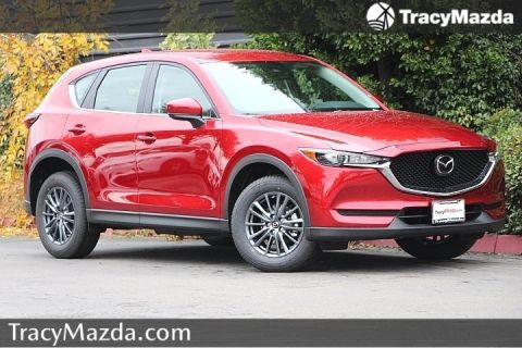 New 2020 Mazda CX-5 Sport 6-Speed Automatic FWD 4D Sport Utility