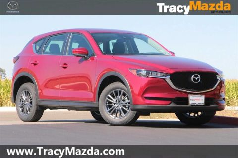 New 2019 Mazda CX-5 Touring 6-Speed Automatic FWD 4D Sport Utility