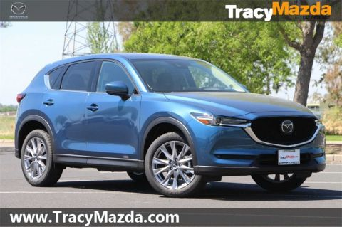 New 2019 Mazda CX-5 Grand Touring 6-Speed Automatic with Navigation