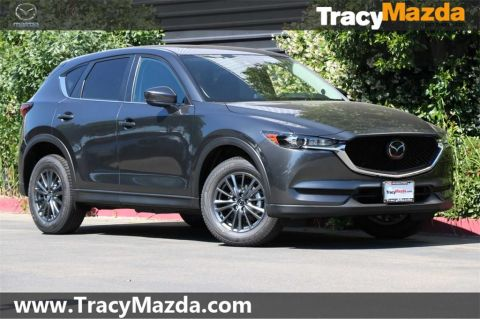 New 2019 Mazda CX-5 Touring 6-Speed Automatic AWD