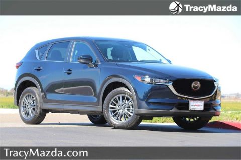 New 2020 Mazda CX-5 Touring 6-Speed Automatic AWD