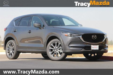 New 2019 Mazda CX-5 Signature 6-Speed Automatic with Navigation & AWD