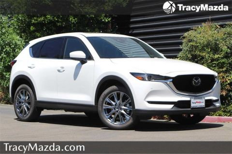New 2020 Mazda CX-5 Signature 6-Speed Automatic with Navigation & AWD