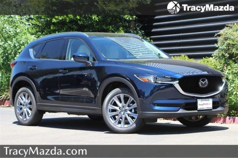 New 2020 Mazda CX-9 Touring 6-Speed Automatic FWD 4D Sport Utility