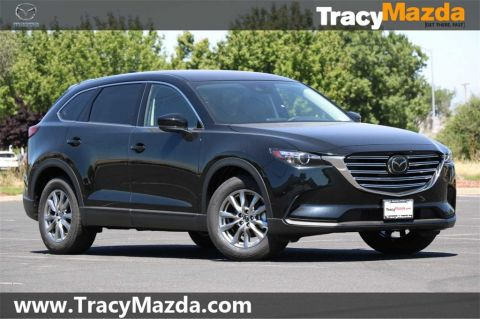 New 2019 Mazda CX-9 Touring 6-Speed Automatic FWD 4D Sport Utility