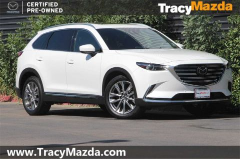 Certified Pre-Owned 2019 Mazda CX-9 Grand Touring 6-Speed Automatic with Navigation