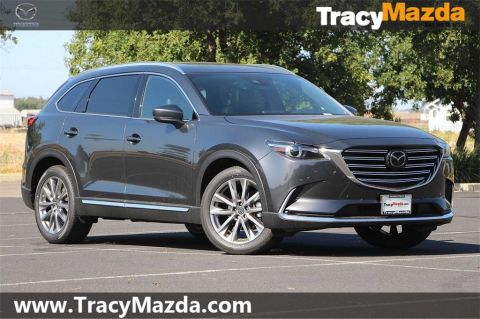 New 2019 Mazda CX-9 Grand Touring 6-Speed Automatic with Navigation