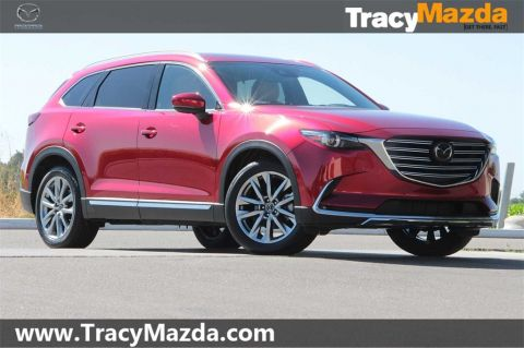 Certified Pre-Owned 2019 Mazda CX-9 Grand Touring 6-Speed Automatic with Navigation & AWD