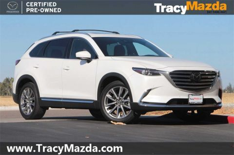 Certified Pre-Owned 2019 Mazda CX-9 Signature 6-Speed Automatic with Navigation & AWD