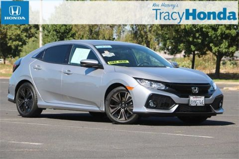 Pre-Owned 2018 Honda Civic EX CVT FWD 4D Hatchback