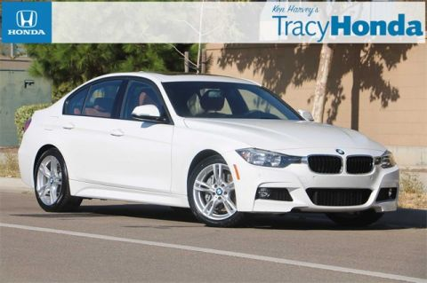 Pre-Owned 2017 BMW 3 Series 330i 8-Speed Automatic with Navigation